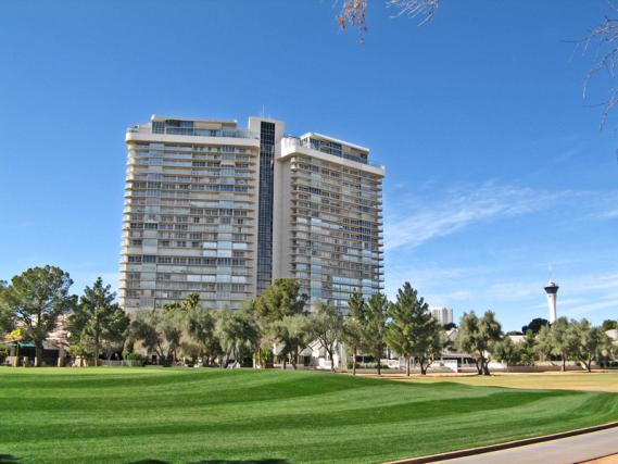 Regency Towers Las Vegas High Rise Condos
