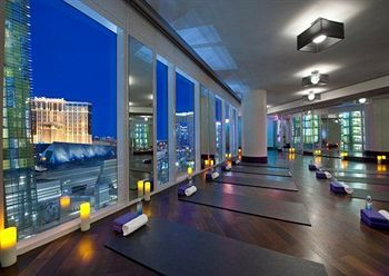 Yoga at The Mandarin Oriental Las Vegas