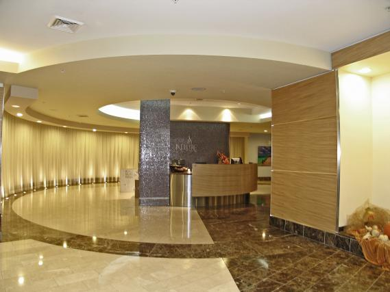 Allure Las Vegas Concierge Desk