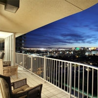 High RIse Views from Regency Towers Condos