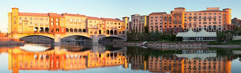 Viera and Luna Di Lusso Condos at Lake Las Vegas