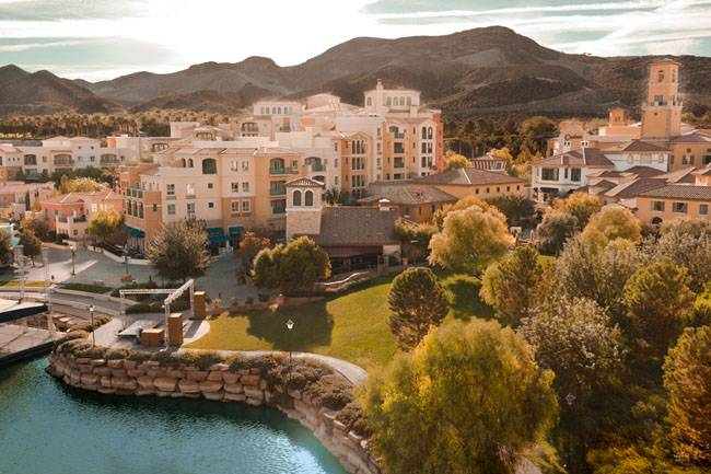 Monte Lago Village Condos in Lake Las Vegas